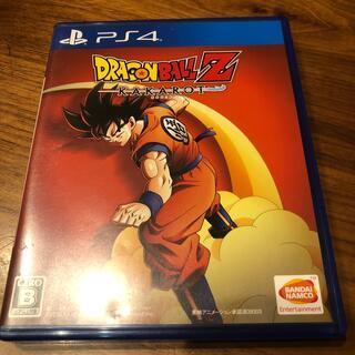 プレイステーション4(PlayStation4)のドラゴンボールZ KAKAROT PS4 カカロット(家庭用ゲームソフト)