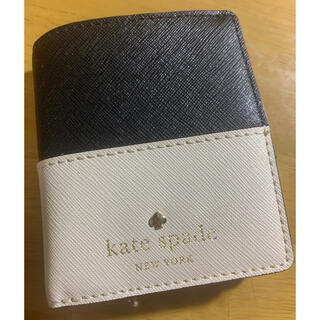 kate spade new york - ケイトスペードニューヨーク  二つ折りミニ財布
