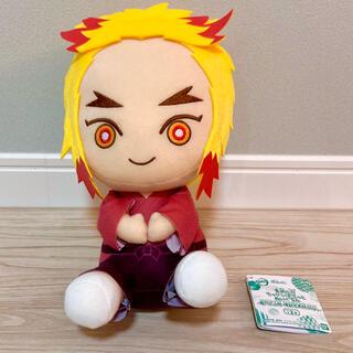 BANDAI - 鬼滅の刃 でっかいぽふっとぬいぐるみ 煉獄杏寿郎(幼少)