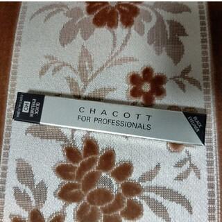 CHACOTT - チャコット フォー プロフェッショナルズ HDクイックアイライナー ブラック(0