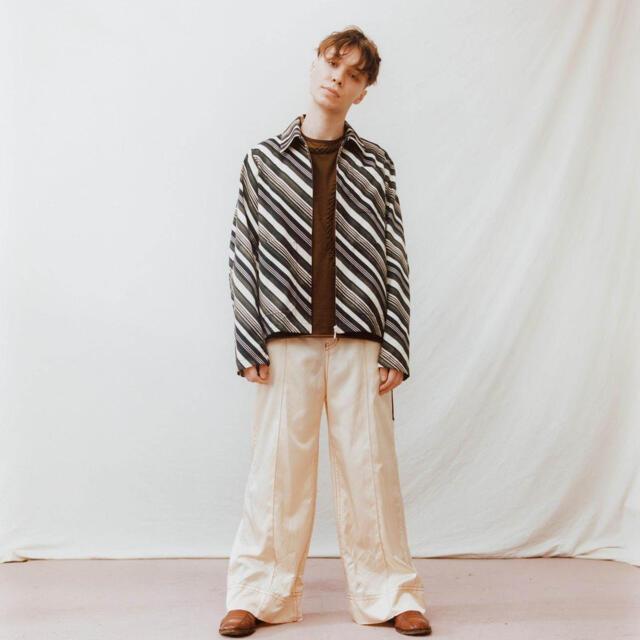SUNSEA(サンシー)のMASU VASE PATTERN WORK JACKET  メンズのジャケット/アウター(ブルゾン)の商品写真