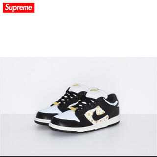 Supreme - 21SS Supreme / Nike SB Dunk Low ブラック