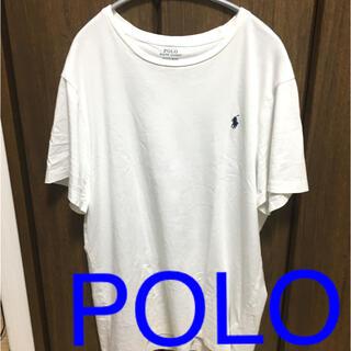POLO RALPH LAUREN - POLO ラルフローレン Ralph Lauren 半袖 白tシャツ  メンズ