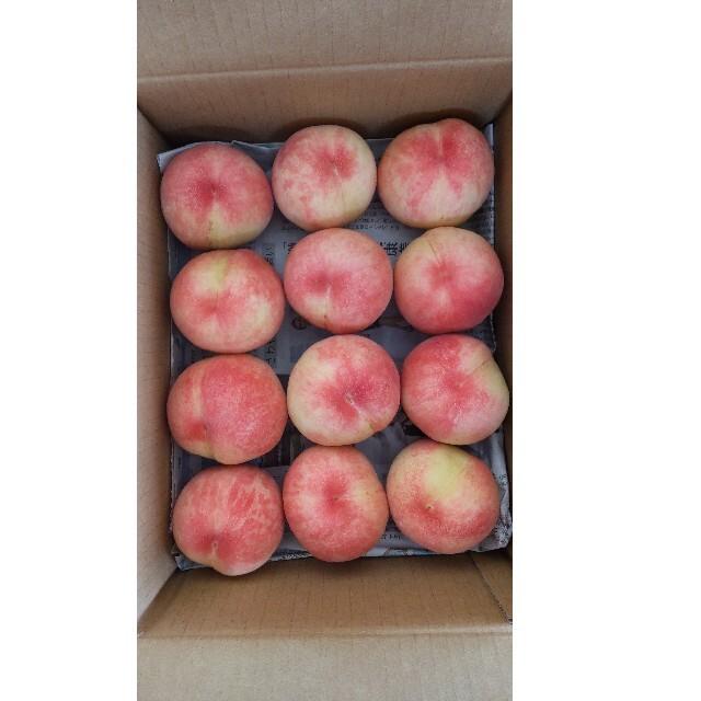 あかつき🍑小粒傷ありの訳あり🍑 食品/飲料/酒の食品(フルーツ)の商品写真