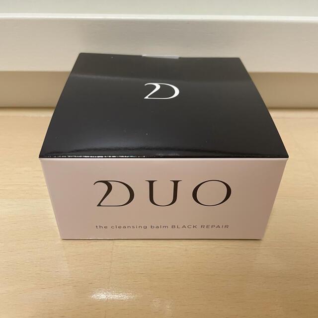 DUO デュオ クレンジングバーム ブラック コスメ/美容のスキンケア/基礎化粧品(クレンジング/メイク落とし)の商品写真