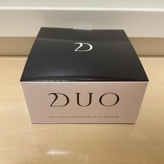 DUO デュオ クレンジングバーム ブラック(クレンジング/メイク落とし)