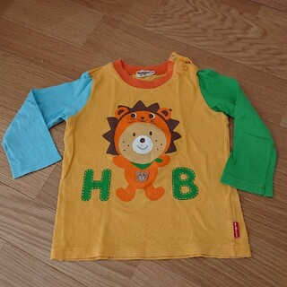 ホットビスケッツ(HOT BISCUITS)のロンティー(Tシャツ/カットソー)
