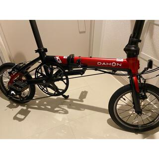 ダホン(DAHON)のdahonK3 折り畳み自転車 14インチ ミニベロ 軽量 輪行(自転車本体)