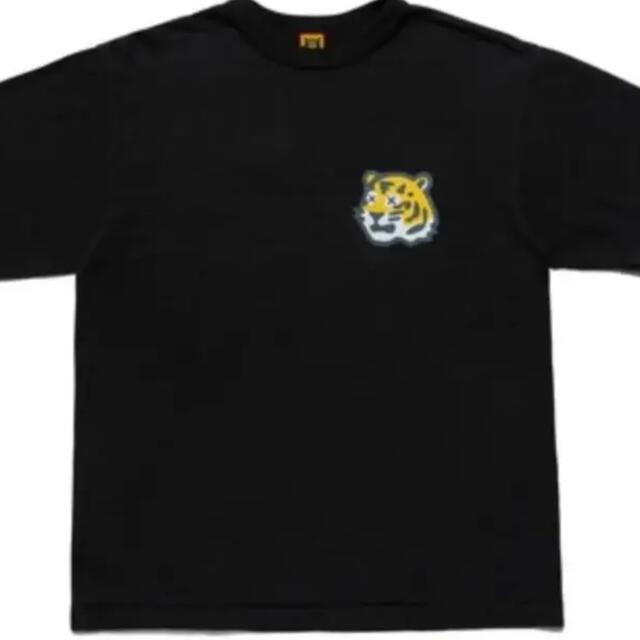 A BATHING APE(アベイシングエイプ)のHUMAN MADE KAWS   Tシャツ カウズ ヒューマンメイド  xl  メンズのトップス(Tシャツ/カットソー(半袖/袖なし))の商品写真