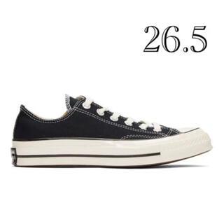 CONVERSE - 【新品】Converse CT70 チャックテイラー ブラック 26.5cm