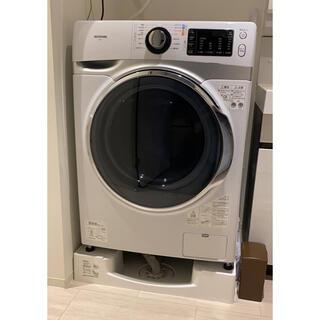 引き取り!アイリスオーヤマ HD-71-W ドラム式洗濯機