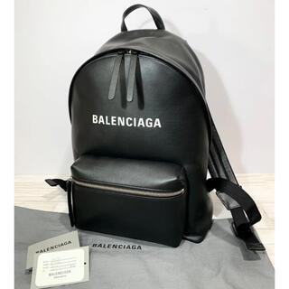 バレンシアガ(Balenciaga)の定価20.1万/20%off バレンシアガ エブリデイバックパック/ブラック(バッグパック/リュック)