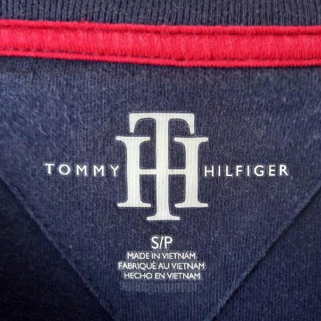 TOMMY HILFIGER(トミーヒルフィガー)の☆TOMMYHILFIGER トミーヒルフィガー Tシャツ Sサイズ メンズのトップス(Tシャツ/カットソー(半袖/袖なし))の商品写真