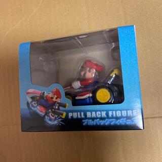 MARIOKART8 マリオカート プルパックフィギュア マリオ (ゲームキャラクター)