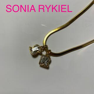 SONIA RYKIEL - SONIA RYKIEL ネックレス