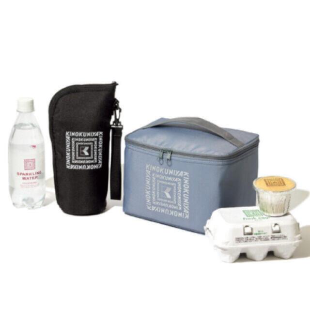 宝島社(タカラジマシャ)のオトナミューズ 付録 バッグ トート エコバッグ ボトル カバー お弁当 レディースのバッグ(エコバッグ)の商品写真
