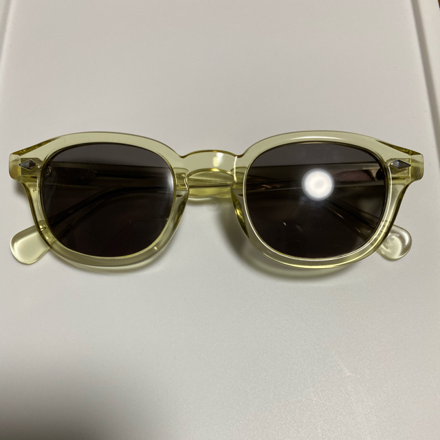 WACKO MARIA(ワコマリア)のジュリアスタートオプティカル風 サングラス メンズのファッション小物(サングラス/メガネ)の商品写真