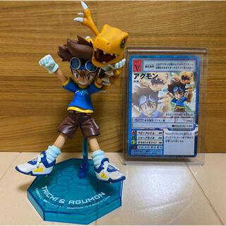 MegaHouse - g.e.m 太一&アグモン デジモン フィギュア