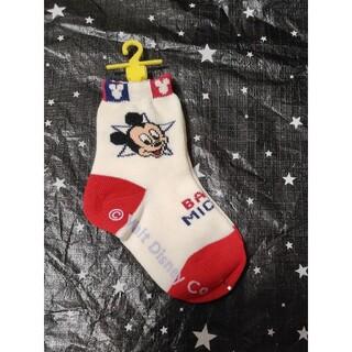 ミッキーマウス(ミッキーマウス)のミッキーマウス 靴下 13~14 ソックス ()(靴下/タイツ)