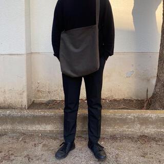 コモリ(COMOLI)のyoasa Cotton Twill Shoulder Bag 2020aw(ショルダーバッグ)
