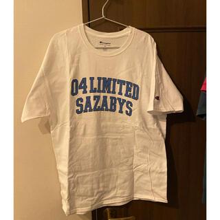 Champion - 04 Limited Sazabys Champion Tシャツ