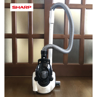 SHARP - SHARP  シャープ  EC-CT12-C  サイクロン式掃除機 2016年製