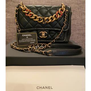 CHANEL - sold out 正規品 CHANEL マトラッセ ショルダーバッグ ブラック
