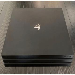 PlayStation4 - PlayStation®4 Pro 1TBCUH-7000B イヤホンとff付き