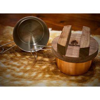 ネイタルデザイン(NATAL DESIGN)のoldmountain 480深型COPPER銅オールドマウンテン シェラカップ(食器)