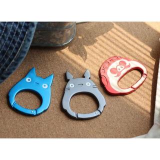 ジブリ - 7月新発売 GBL ジブリ カラビナ 3点セット トトロ 紅の豚 ポルコ