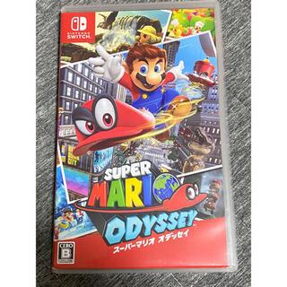 Nintendo Switch - スーパーマリオ オデッセイ Switch  マリオオデッセイ