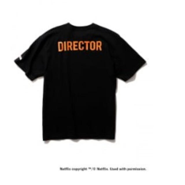 BEAMS(ビームス)のNETFLIX BEAMS XXL DIRECTOR メンズのトップス(Tシャツ/カットソー(半袖/袖なし))の商品写真