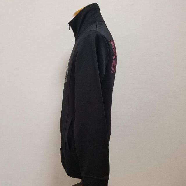 JACKROSE バックロゴプリント トラックジャケット ジャージジャケット ジ メンズのジャケット/アウター(ナイロンジャケット)の商品写真