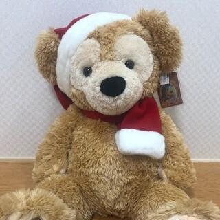 ダッフィー - 2004年 クリスマス 初代 ディズニーベア ダッフィー 旧Lサイズ ぬいぐるみ