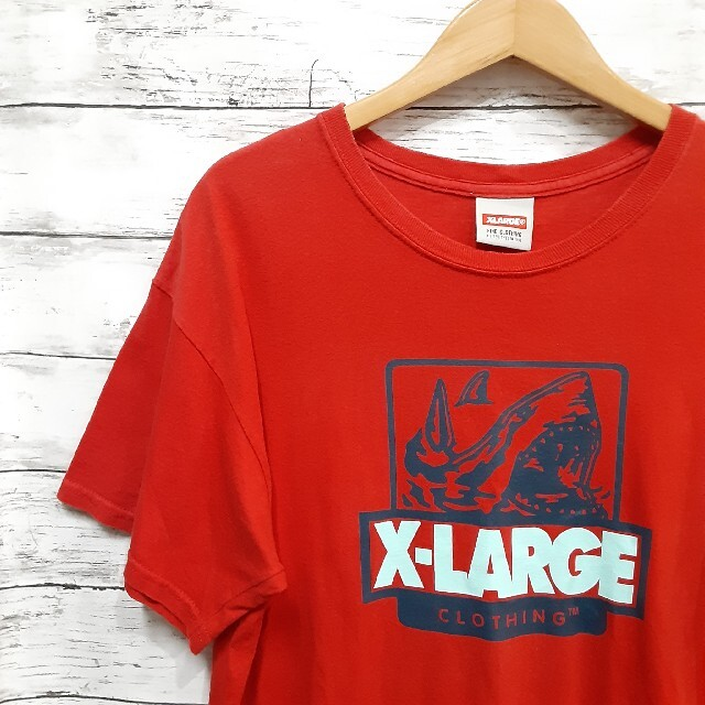 XLARGE(エクストララージ)の✨希少✨ XLARGE(エクストララージ) Tシャツ Lsize メンズのトップス(Tシャツ/カットソー(半袖/袖なし))の商品写真