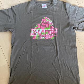 エクストララージ(XLARGE)のエクストララージ カモフラ ロゴTシャツ(Tシャツ/カットソー(半袖/袖なし))
