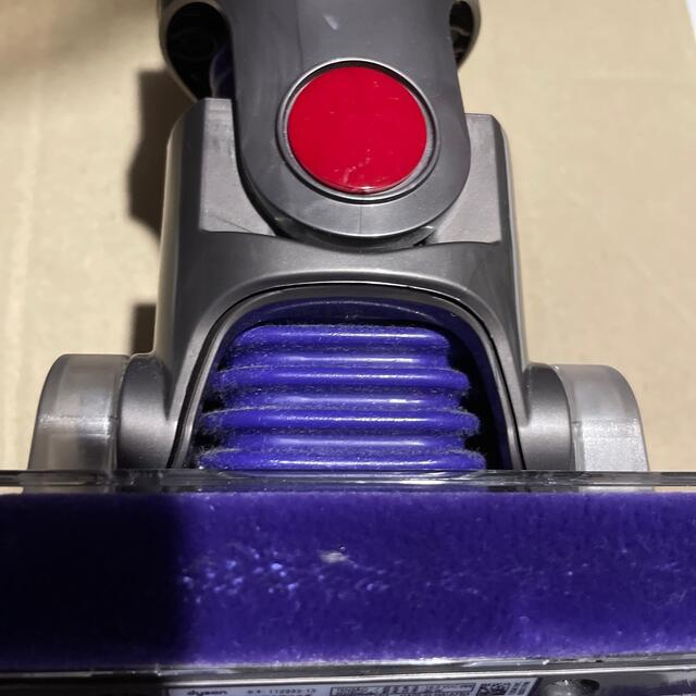 Dyson(ダイソン)の Dyson V10 ソフトローラー ダイソン SV12   スマホ/家電/カメラの生活家電(掃除機)の商品写真