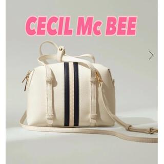 CECIL McBEE - 完売品⭐ 【新品新作】CECILMcBEEショルダーバッグ