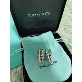 Tiffany & Co. - ティファニー ハードウェア リンク ピアス スターリングシルバー