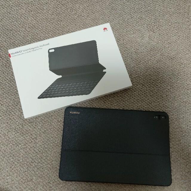 HUAWEI(ファーウェイ)のHUAWEI ファーウェイ Smart Magnetic Keyboard  スマホ/家電/カメラのスマホアクセサリー(Androidケース)の商品写真