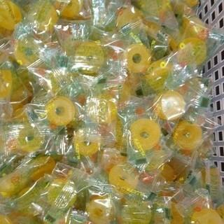 オレンジ飴(菓子/デザート)