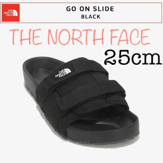 THE NORTH FACE - 新品未使用品!ノースフェイス サンダル スリッパ 25cm