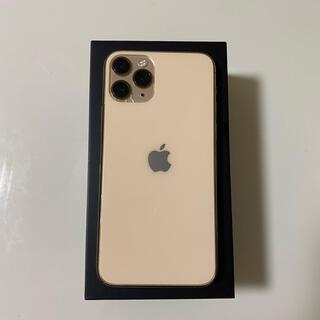 Apple - iPhone 11 Pro ゴールド 64 GB SIMフリー