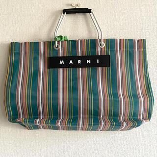 Marni - ★新品未使用★MARNI フラワーマーケット購入バッグ