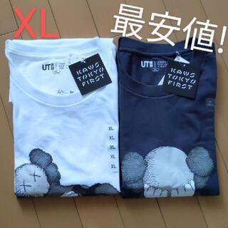 UNIQLO - カウズ UNIQLO Tシャツ