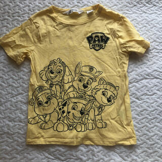H&M - パウパトロール Tシャツ 100