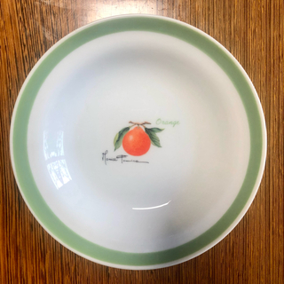 Linea Monica  リネアモニカ 皿 2枚