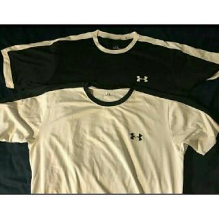アンダーアーマー(UNDER ARMOUR)のアンダーアーマー トレーニングシャツ 2枚セット メンズ Mサイズ(ウォーキング)