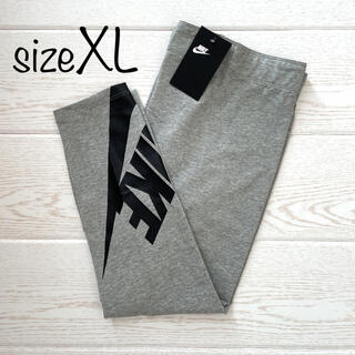 NIKE - NIKE レディース【XL】レガシー 7/8 グレー レギンス