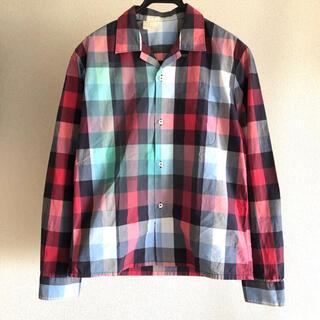 エヌハリウッド(N.HOOLYWOOD)のN.HOOLYWOOD オープンカラーシャツ (シャツ)